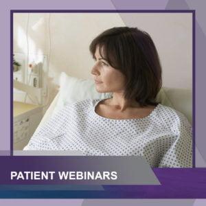 Patient Webinars